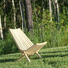 Linda silla Outlandishly Comfy Patio Chair