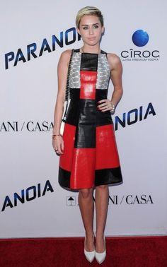 Best Dressed: Miley Cyrus (August 2013)