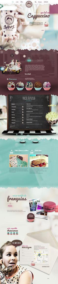 http://www.sweez.com.br/#atendimento | #webdesign #it #web #design #layout #userinterface #website #webdesign < repinned by www.BlickeDeeler.de | Take a look at www.WebsiteDesign-Hamburg.de