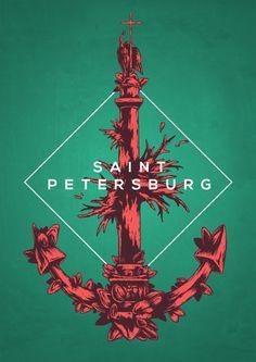 graphic design, news, poster, saint petersburg, graphics, ivan belikov, illustr