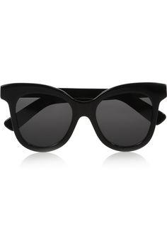 ILLESTEVA Holly cat-eye acetate sunglasses