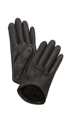 { Dallas Shaw picks: Rag and bone moto gloves, for winter }
