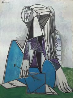 Pablo Picasso  Spanish, worked in France, 1881–1973, Portrait of Sylvette David AIC