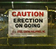They need Adept!  #construction #sign #fail