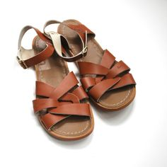 saltwater sandals.. Kids shoes in adult sizes