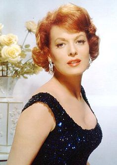 Maureen O'Hara - a beautiful women, a great actress, and a lovely singing voice