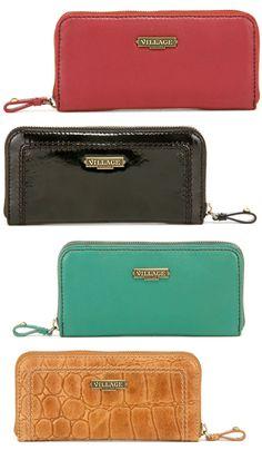 Village england purses
