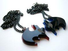 Coolest best friend necklaces ever!!