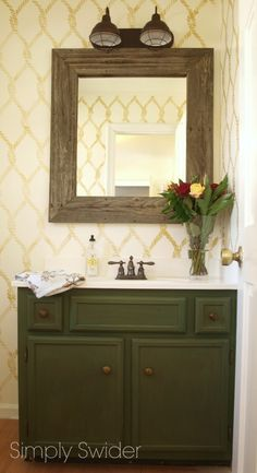 Beautiful vanity in...