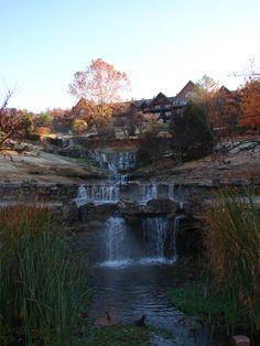 Big Cedar Lodge ~ Branson, MO.....gorgeous setting ~ beautiful views.