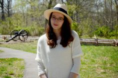 Bramblewood Fashion: What I Wore   Easter Style [Coral + Cream]