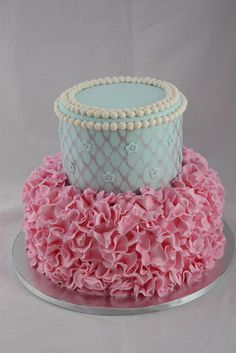 found on cakes decor by sweet on you..Chanel inspired cake