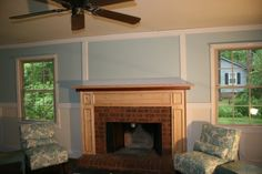 fireplace molding