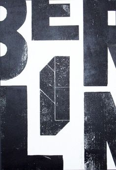 More great typography inspiration   From up North
