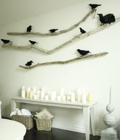 Fall Décor With Branches: 37 Awesome Ideas | DigsDigs