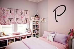 A Modern Toddler Room | Andrika King Design