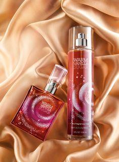 Seduction has never been so sweet! Warm Vanilla Sugar® is inspired by the sweet indulgence of sheer florals, vanilla absolute & sandalwood. #WarmVanillaSugar