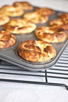 On-the-Go Breakfast Recipe: Crustless Quiche Muffins