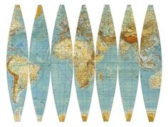 Globe sections