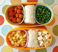 bento box lunch menus