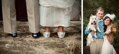 Toms Shoes - Wedding Shoes Bride & Groom - A Photo by Ashley {Ashley Turner}
