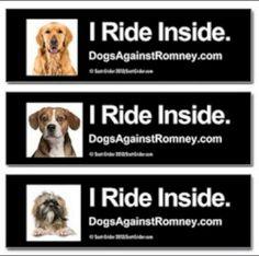 great  - - Mitt Romney