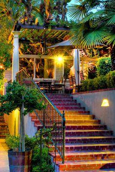 Dusk, Balboa Park, San Diego, California