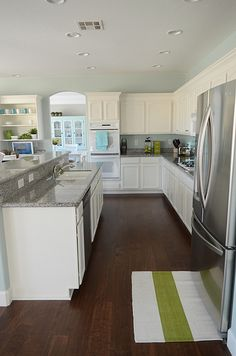 Paint Colors: Rainwashed by Sherwin Williams