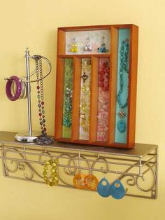 Papered Jewelry Holder