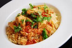 Crock Pot Chicken Tikka Masala - 7 Points+