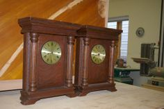 piano bench clocks