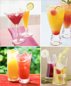 cannot wait for summer cocktails
