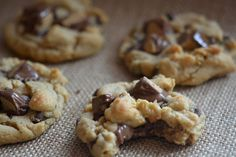 Hugs & CookiesXOXO: OVER THE TOP REESES PEANUT BUTTER CUP COOKIES