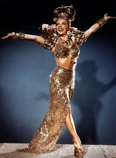 Carmen Novarro/Mlle. Fifi (Carmen Miranda) / Copacabana You Ms. copacabana @Christina Childress & Aguilar