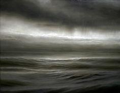 Ran Ortner: Swell. Painting.