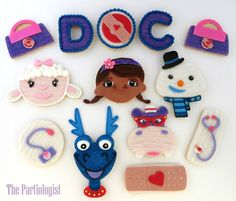 The Partiologist: Doc McStuffins!