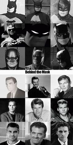Bruce Wayne/Batman <3