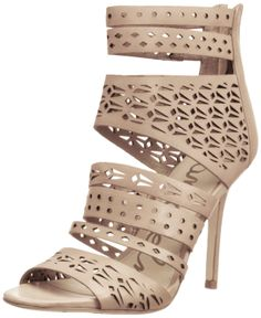 Sam Edelman Alysia Sandal in Buff Nude