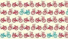 Cushion covers to go with my bicycle print?