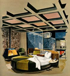 MID-CENTURIA : Art, Design and Decor from the Mid-Century and beyond: Architecture