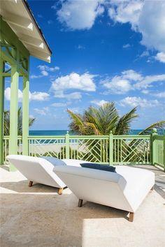 Florida beach front home