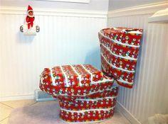 25 funny Elf on the Shelf pranks