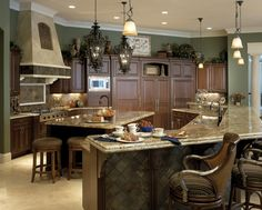 Love the kitchen layout.