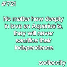 never #Aquarius