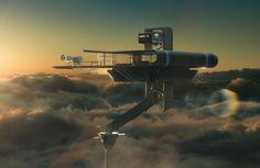 Sky Tower - Oblivion