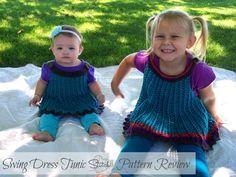 Swing Dress Tunic – Pattern Review