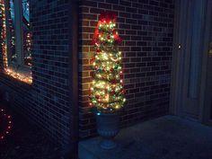 Christmas Tree Tomato Cage