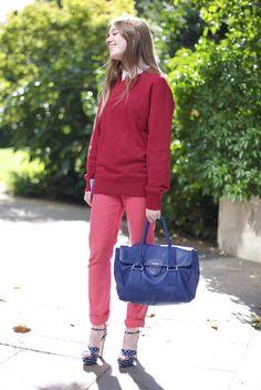 Red and Prada