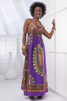 Bibiani Dress from ASHRO