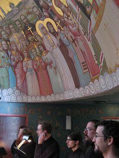 Romanovs ceiling
